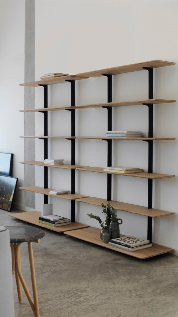 Librerías | The Room Living