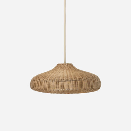 BRAIDED LAMP SHADE | The Room Living