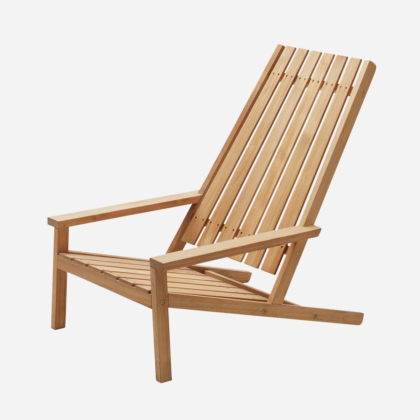 BETWEEN LINES DECK CHAIR | The Room Living