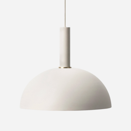 COLLECT DOME LAMP   The Room Living