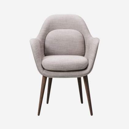 SWOON CHAIR WOOD BASE | The Room Living