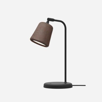 THE ORIGINAL MATERIAL TABLE LAMP   The Room Living