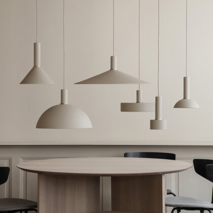 COLLECT HOOP LAMP | The Room Living
