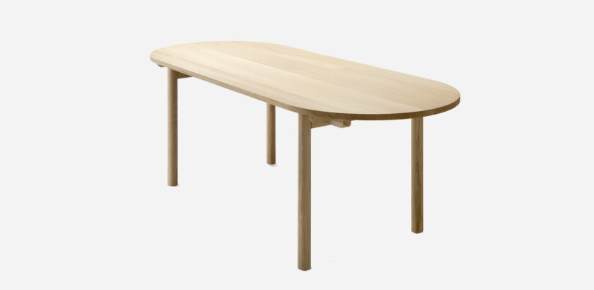 BASIC OVAL TABLE | The Room Living