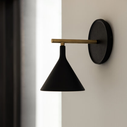 CAST SCONCE WALL LAMP | The Room Living