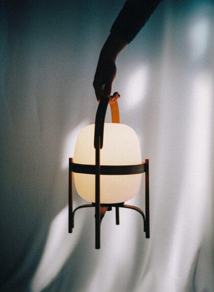 CESTITA LAMP – BATERÍA | The Room Living