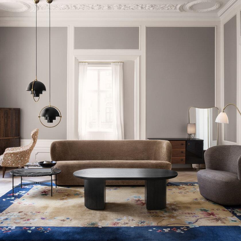 STAY SOFA, BLACK BASE | The Room Living