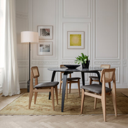 GUBI DINING TABLE | The Room Living