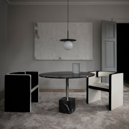 KNOCK OUT DINNING TABLE | The Room Living