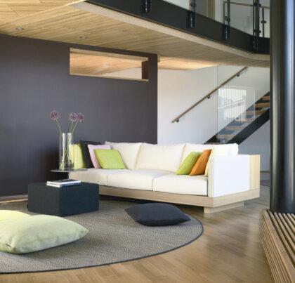 LIVING CARPET | The Room Living
