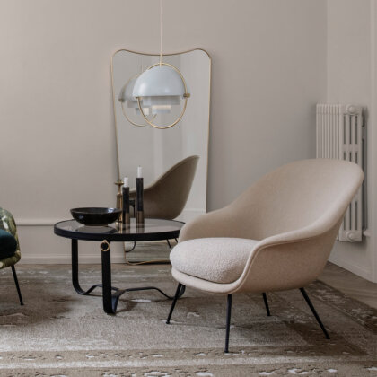 BAT LOUNGE CHAIR | The Room Living
