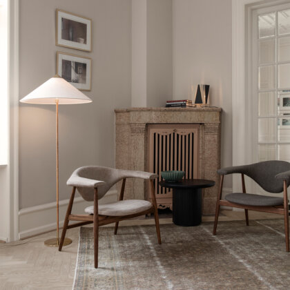 MASCULO LOUNGE CHAIR | The Room Living