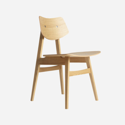 1960 WOOD CHAIR   The Room Living