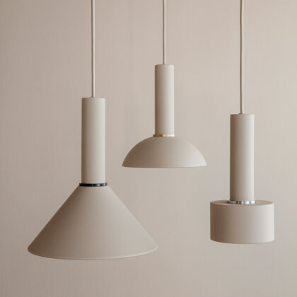 COLLECT CONE LAMP | The Room Living