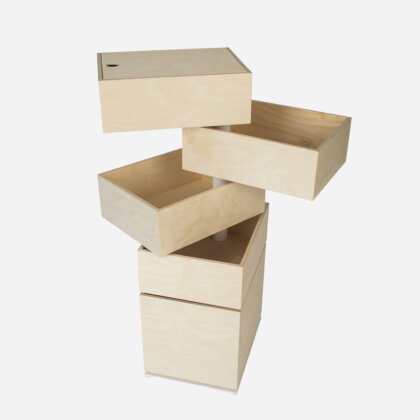 CARROUSEL 5 BOXES | The Room Living