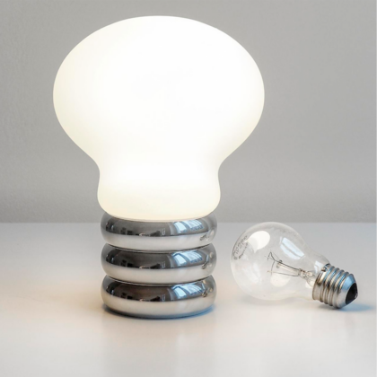 B. Bulb Table | The Room Living
