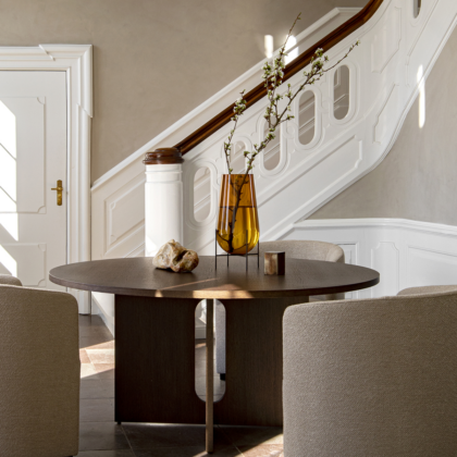 ANDROGYNE DINING TABLE | The Room Living