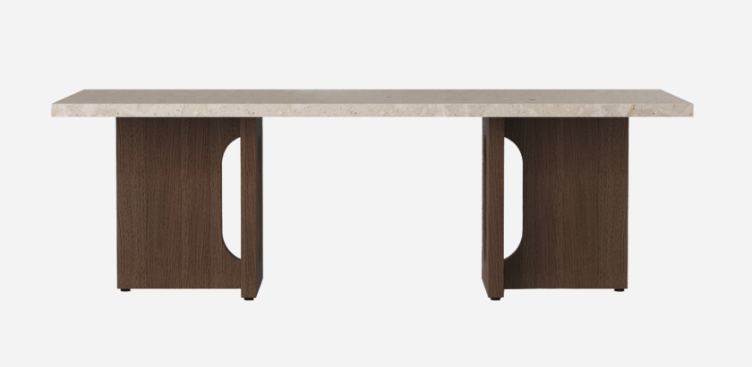 ANDROGYNE LOUNGE TABLE, WOOD   The Room Living