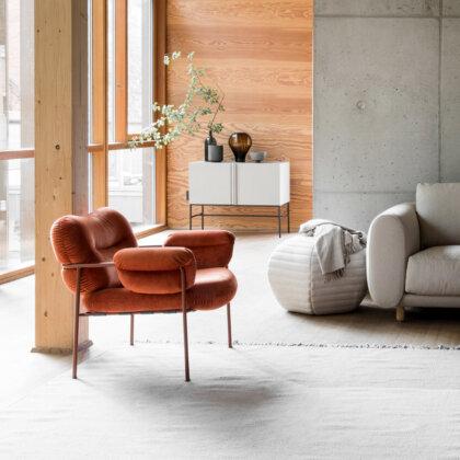 BOLLO ARMCHAIR | The Room Living
