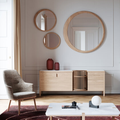 LUNA MIRRORS | The Room Living