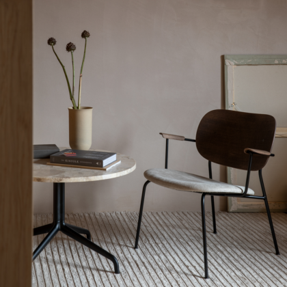 CO LOUNGE CHAIR (NATURAL) | The Room Living
