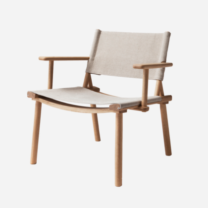 DECEMBER LOUNGE CHAIR | The Room Living