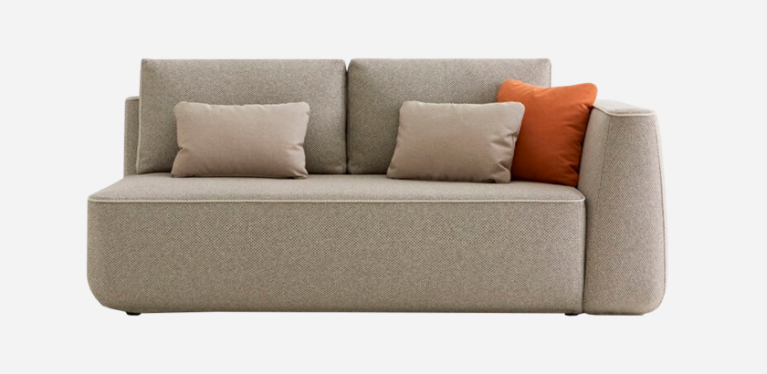 SOFA LATERAL DERECHO PLUMP   The Room Living
