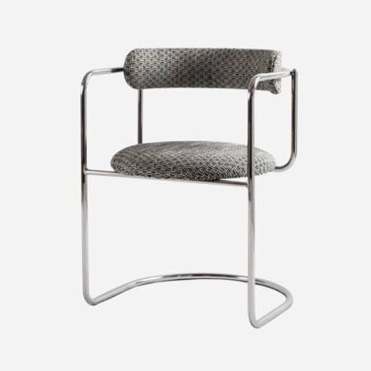 FF SLED BASE CHAIR | The Room Living