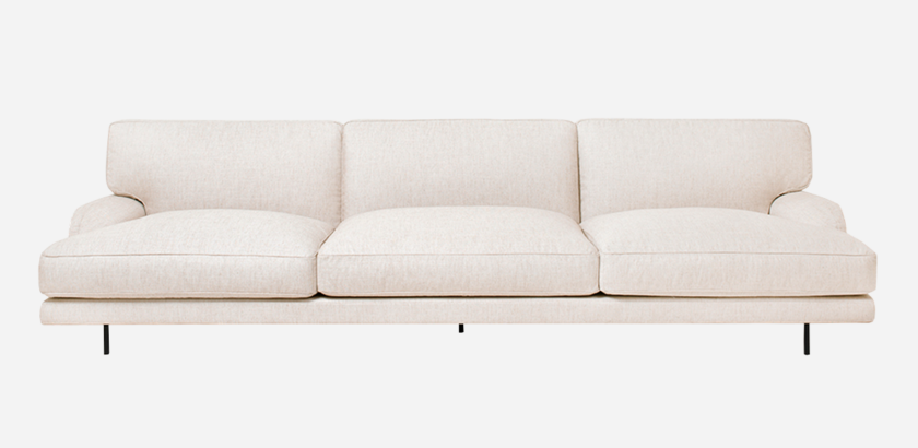 FLANEUR SOFA – 3 SEATERS | The Room Living