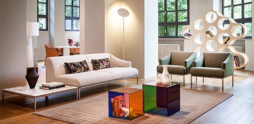 HIGH TIME SOFA | The Room Living