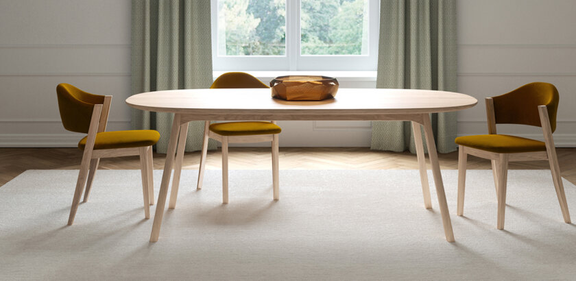 INÊS TABLE | The Room Living