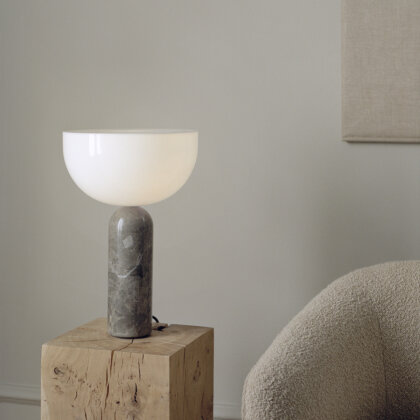 KIZU TABLE LAMP LARGE   The Room Living