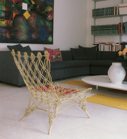 KNOTTED CHAIR | The Room Living