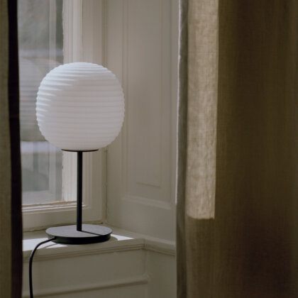 LANTERN TABLE LAMP SMALL   The Room Living