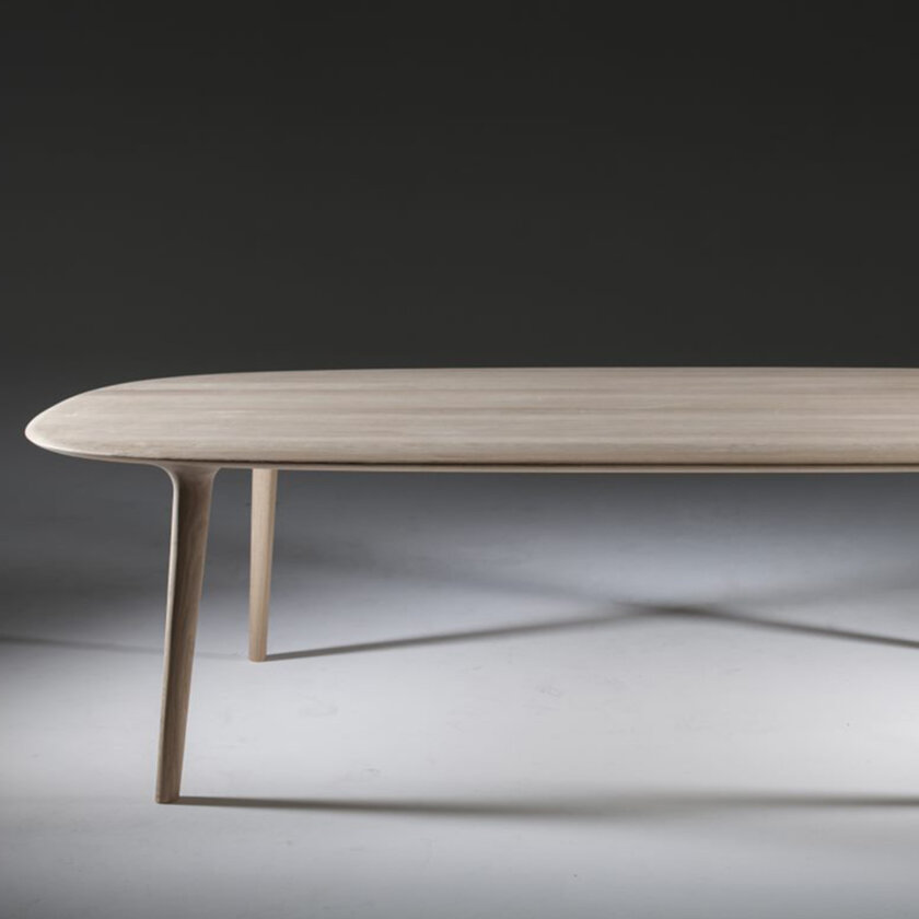 LUC OVAL TABLE | The Room Living
