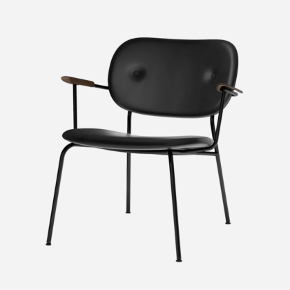CO LOUNGE CHAIR BACK UPSHOLSTERED | The Room Living