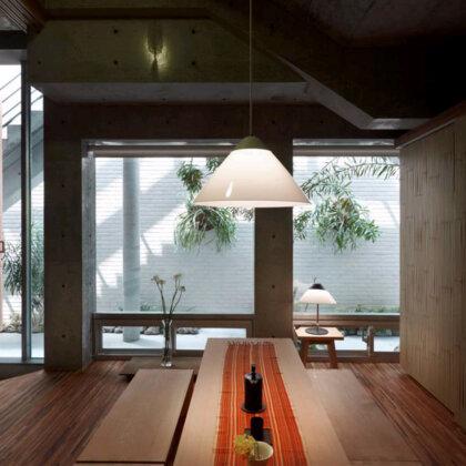 OPALA MIDI PENDANT | The Room Living