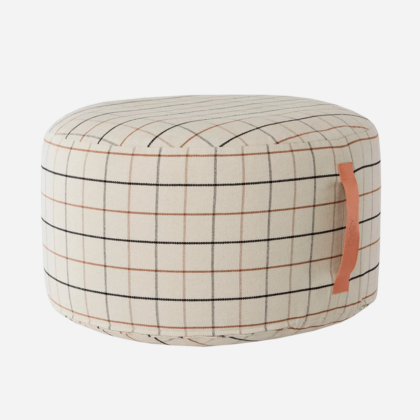GRID POUF LARGE (set of 2) | The Room Living