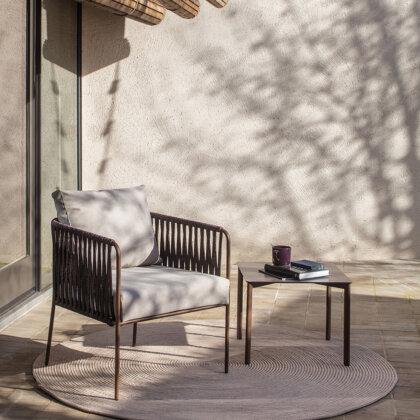 SILLON BAJO TEJIDO NIDO | The Room Living