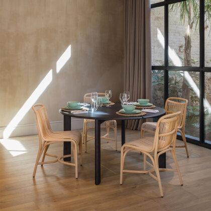 MESA KOTAI REDONDA | The Room Living