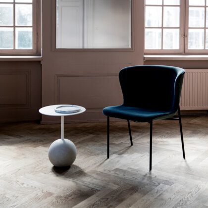 KNOCK OUT LOUNGE TABLE SQUARE ROUND | The Room Living
