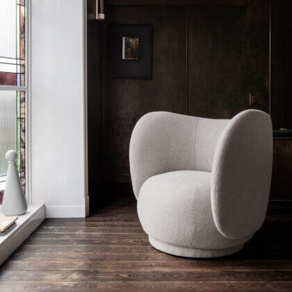 RICO LOUNGE CHAIR | The Room Living