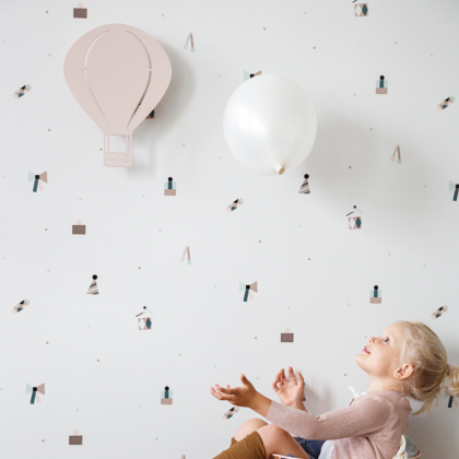 AIR BALLOON LAMP | The Room Living