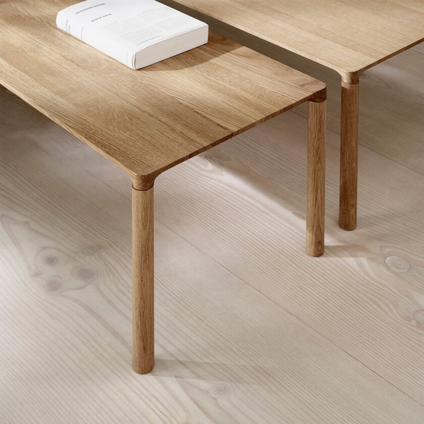 PILOTI SIDE TABLE RECTANGULAR | The Room Living