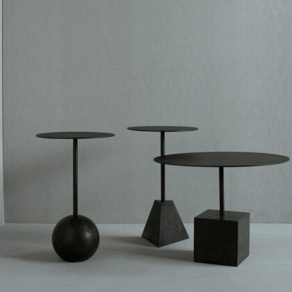 KNOCK OUT LOUNGE TABLE SQUARE LOW | The Room Living