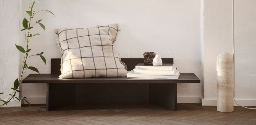 OBLIQUE BENCH | The Room Living