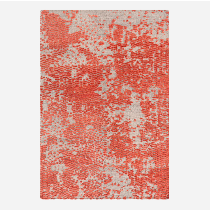 HAND KNOTTED JAPAN CORAL   The Room Living