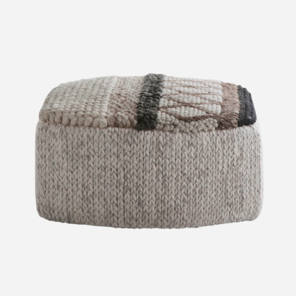 MANGAS POUF CARAMELO MP1N | The Room Living