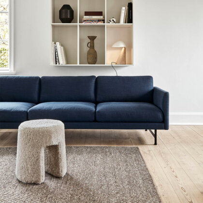 SEQUOIA POUF | The Room Living