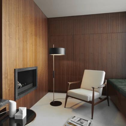 1953 FLOOR   The Room Living